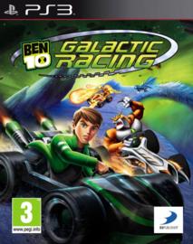 Ben 10 Galactic Racing zonder boekje (PS3 tweedehands game)
