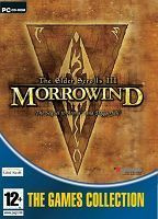 The Elder Scrolls 3, Morrowind the games collection (PC nieuw)