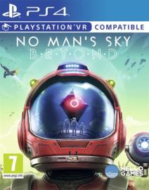 No Man's Sky Beyond (ps4 nieuw)