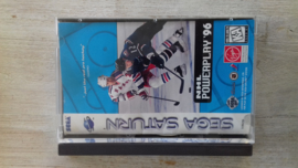 NHL Powerplay 96 in een half ander doosje (Sega Saturn tweedehands game)
