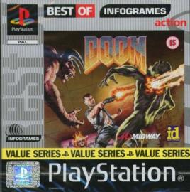 Doom (PS1 tweedehands game)