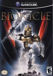 Bionicle zonder boekje (GameCube Used Game)