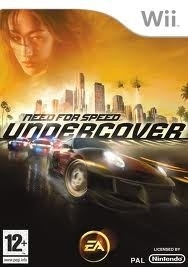 Need for Speed Undercover (wii used game)