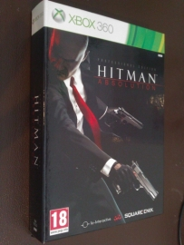 Hitman Absolution professional edition (xbox 360 used game)