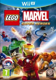 Lego Marvel Super Heroes (wii U tweedehands game)