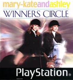 Mary-Kate and Ashley Winners Circle (ps1 tweedehands game)