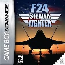 F24 Stealth Fighter (USA Version) (Gameboy Advance tweedehands game)