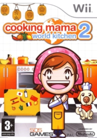 Cooking Mama 2 World Kitchen (Nintendo Wii tweedehands game)