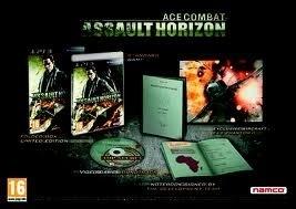 Ace Combat Assault Horizon Limited Edition (ps3 nieuw)