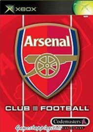 Arsenal Club Football 2003-2004 Season (xbox tweedehands game)
