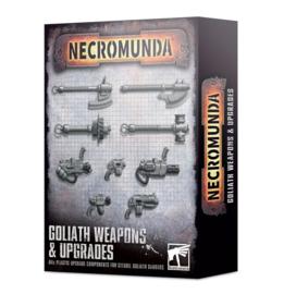 Necromunda Goliath Weapons and upgrades (Warhammer nieuw)