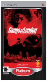 Gangs of London platinum (psp tweedehands game)