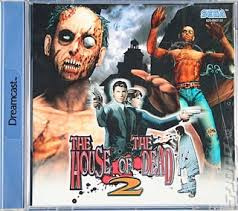The House of the Dead 2 (Dreamcast tweedehands game)