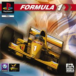 Formula 1  zonder boekje (PS1 tweedehands game  game)