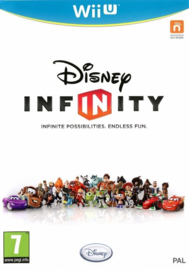 Disney Infinity 1.0 game only (Wii U tweedehands game)