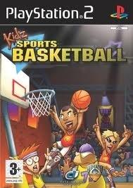Kidz Sports Basketball (ps2 used game)