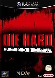 Die Hard Vendetta (gamecube used game)