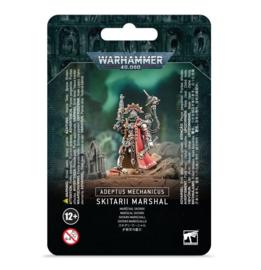 Adeptus Mechanicus Skitarii Marshall (Warhammer Nieuw)
