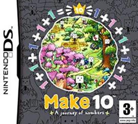Make 10 A Journey of Numbers (Nintendo nieuw)