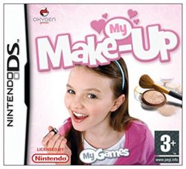 My Make-Up zonder boekje (Nintendo DS tweedehands game)