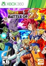 Dragon Ball Z Battle of Z (Xbox 360 nieuw)