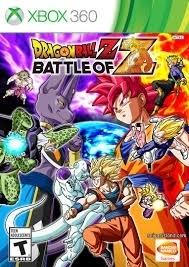 Dragon Ball Z Battle of Z (Xbox 360 nieuw)