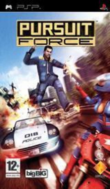 Pursuit Force (psp used game)