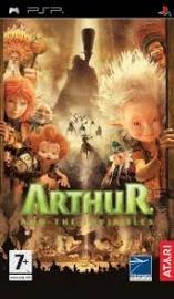Arthur and the Minimoys (psp tweedehands game)