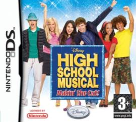Disney Sing IT High School Musical Makin'the Cut! (Nintendo DS tweedehands game)