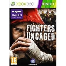 Fighters Uncaged (Xbox 360 Kinect nieuw)