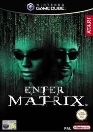 Enter the Matrix (Gamecube used game)