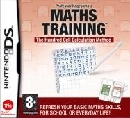 Proffessor Kageyama's Maths Training (Nintendo DS tweedehands game)