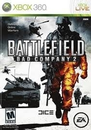 Battlefield Bad Company 2(Xbox 360 used game)