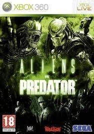 Aliens vs Predator (Xbox 360 used game)
