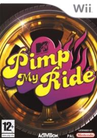 Pimp My Ride (Wii  tweedehands game)