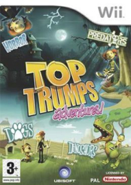 Top Trumps Adventures (Nintendo Wii used game)
