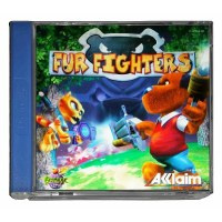 Fur Fighters (Dreamcast tweedehands game)