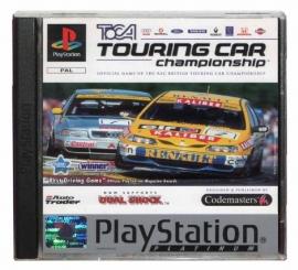 Toca Touring Car Championship Platinum (PS1 tweedehands game)