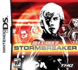 Alex Rider Stormbreaker (Nintendo DS tweedehands game)