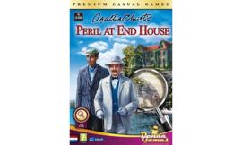 Agatha Christie - Peril at End House (pc game nieuw denda)