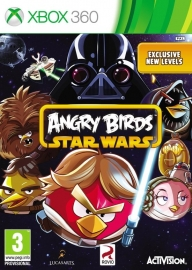 Angry Birds Star Wars (Xbox 360 tweedehands game)