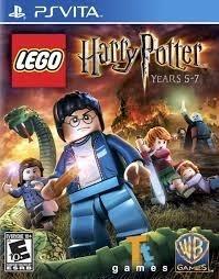 Lego Harry Potter Jaren 5-7 (PS Vita tweedehands game)