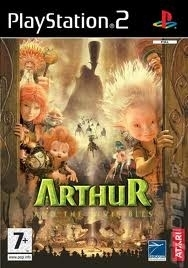 Arthur and the Minimoys zonder boekje (ps2 used game)