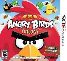 Angry Birds Trilogy (Nintendo 3DS Tweedehands game)