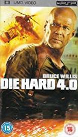 Die Hard 4.0 (PSP film nieuw)