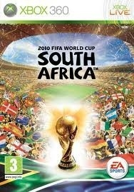 2010 Fifa World Cup South Africa (Xbox 360 used game)