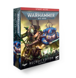 Warhammer 40.000 Recruit Edition (Warhammer nieuw)