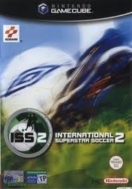 International Superstar Soccer 2 (gamecube used game)