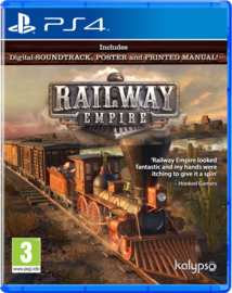 Railway Empire (ps4 nieuw)