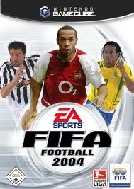 FIFA Football 2004 (gamecube tweedehands game)